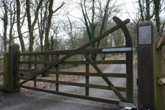 <h5>Automated Five Bar Gate</h5><p>Automated Five Bar Gate</p>