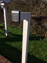 <h5>Gate Automation - 31</h5><p>Swan neck keypad stand</p>