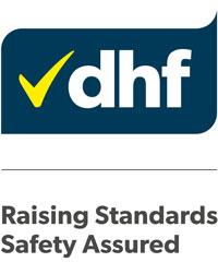 DHF Membership logo